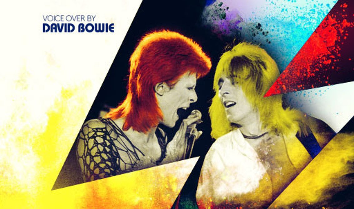 Morrissey & David Bowie fans, attention:'Beside Bowie: The Mick Ronson Story' coming to theaters September 1st and home video on October 27th