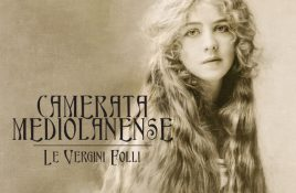 Neo-folk act Camerata Mediolanense to release new LP 'Le Vergini Folli' as a 2CD hardcover book as well