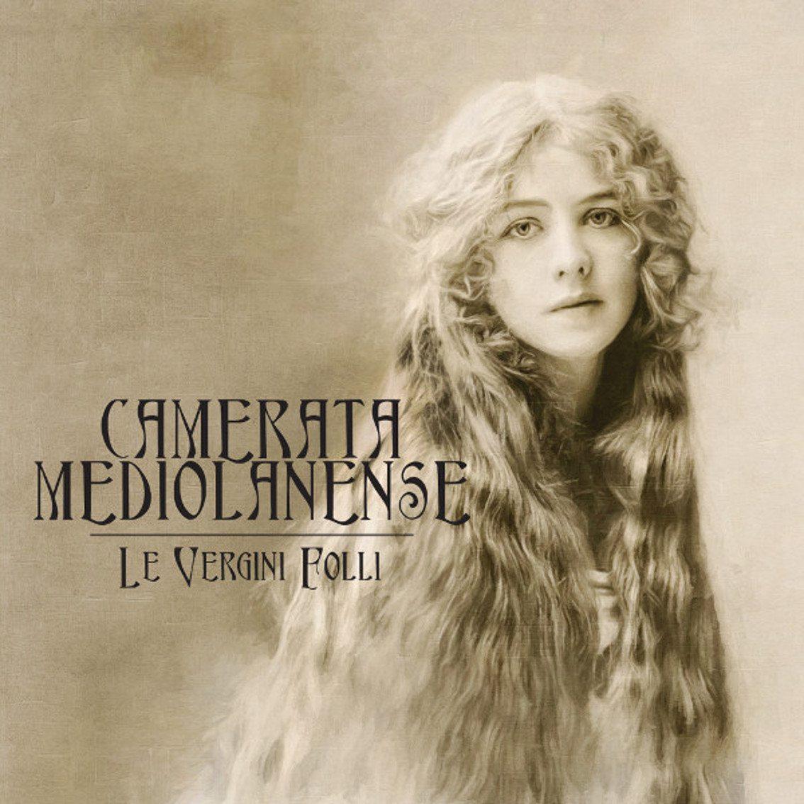 Neo-folk act Camerata Mediolanense to release new LP'Le Vergini Folli' as a 2CD hardcover book as well
