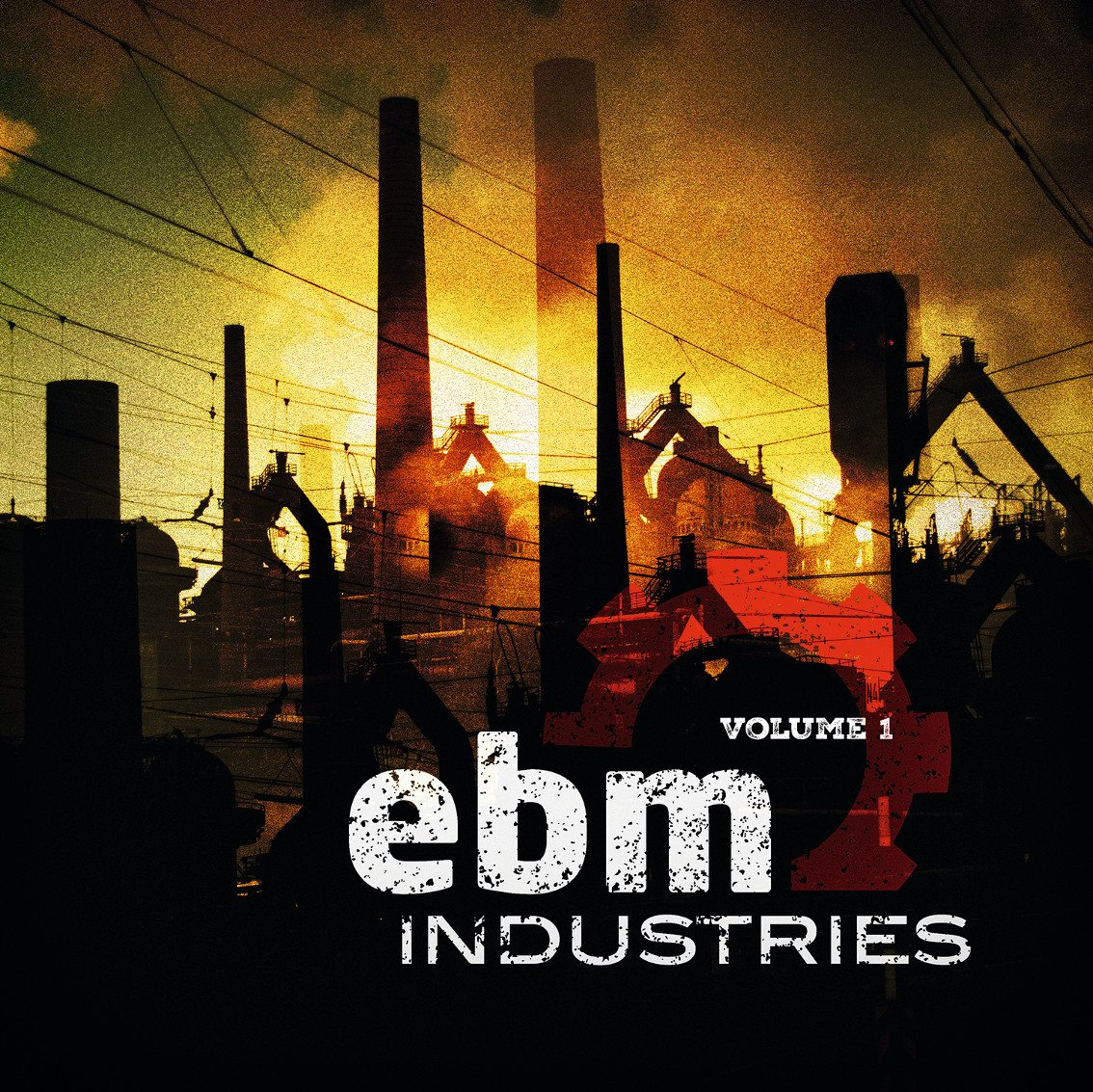 emmobiz Records to release brand new compilation'EBM Industries Vol. 1' - check the different formats + live event