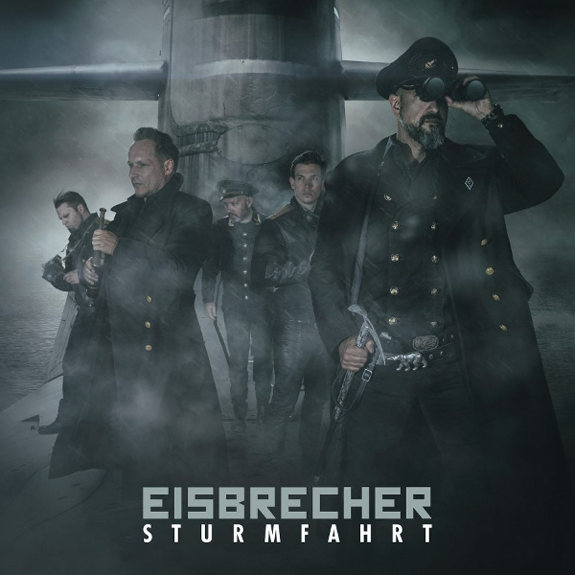 Eisbrecher send out their submarine 'Sturmfahrt' in September - check the first preview