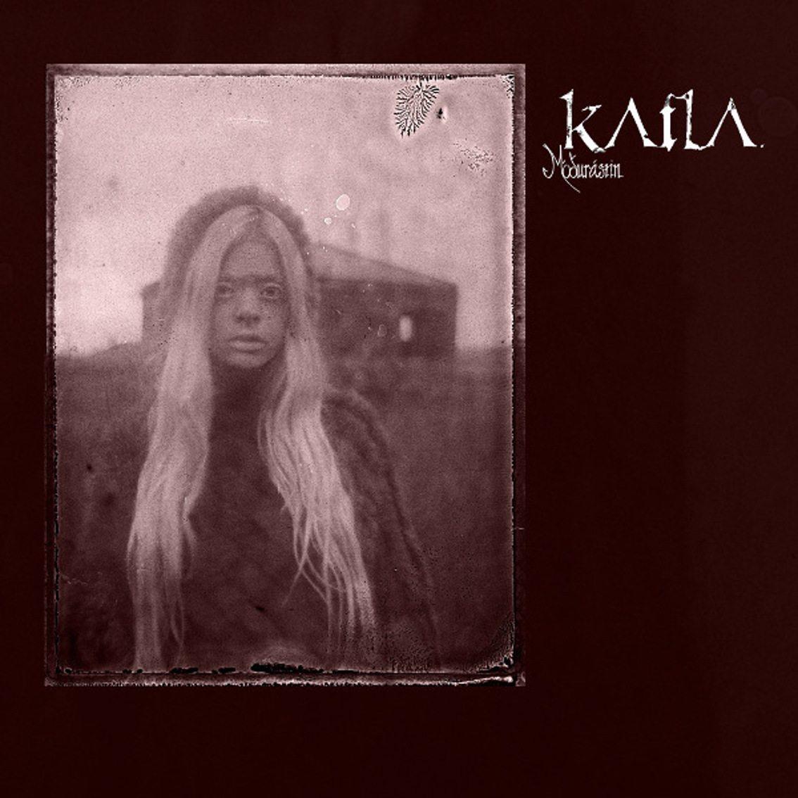 Icelandic act Katla debut'Móðurástin' out on CD, 2xLP vinyl and as a 2CD hardcover artbook
