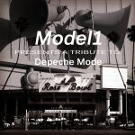 Model 1 presents a tribute to Depeche Mode