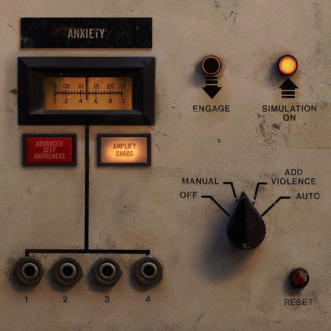 Nine Inch Nails to land new EP'Add Violence' in September on CD as well - get your copy now
