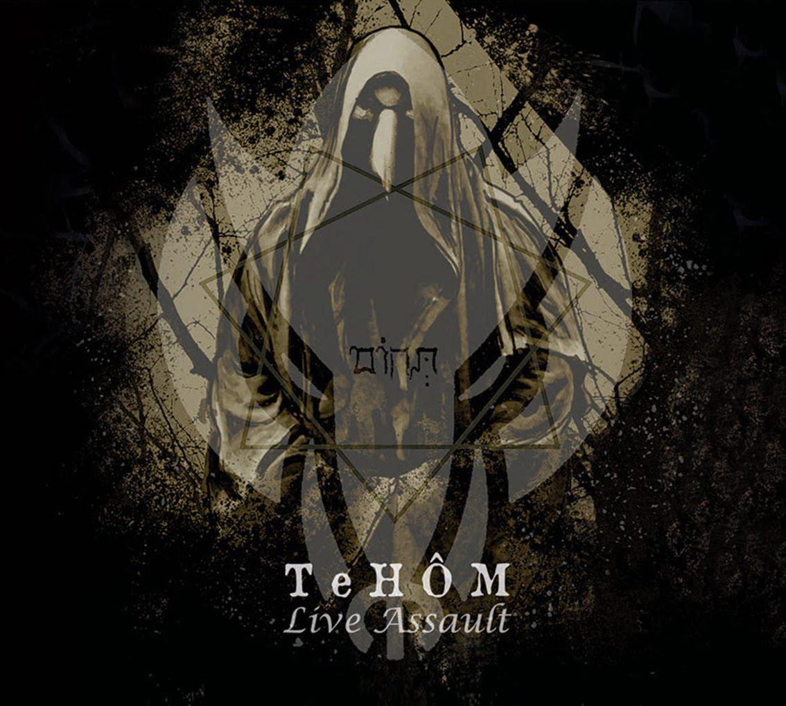 TeHÔM offers special live recording of their set at 2016's Brutal Assault Festival:'Live Assault'