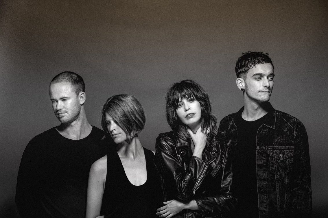 Post-punk act The Jezabels launch'The Others' video - watch it here