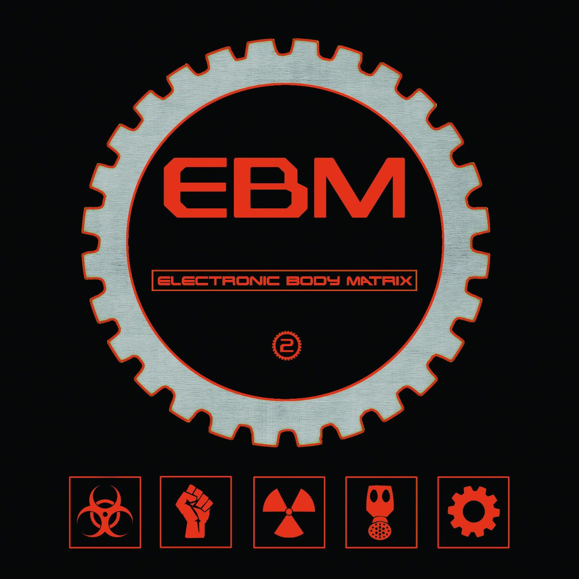 Alfa Matrix to launch 2nd volume of massive 116-track strong EBM compilation: 'Electronic Body Matrix 2' 4CD Boxset (+ bonus downloads)