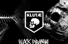 Klutae's 'Black Piranha' album re-released on double vinyl including bonus tracks