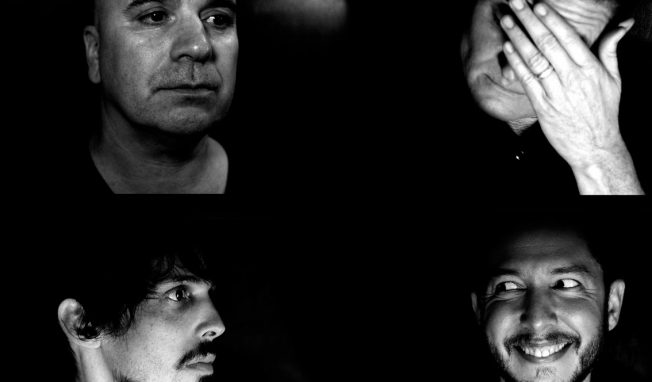 Nitzer Ebb / Depeche Mode / Skinny Puppy personnel powered Black Line to open for Depeche Mode's forthcoming winter European Global Spirit Tour