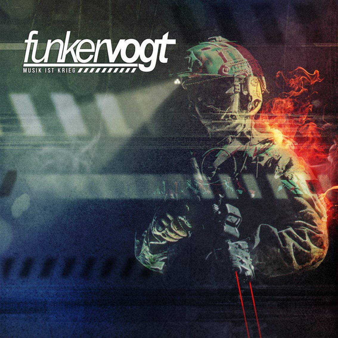 Funker Vogt to land new EP in November:'Musik Ist Krieg'