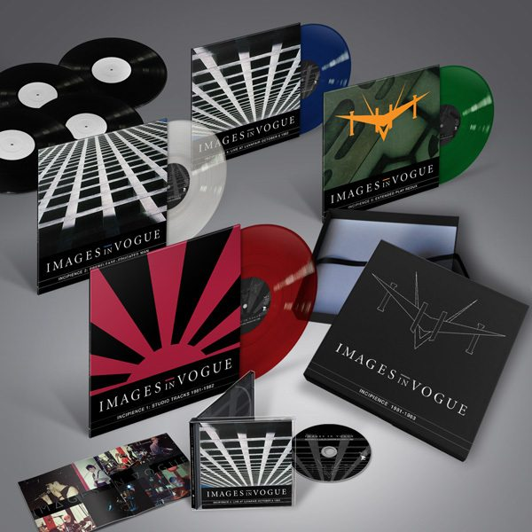 Images in Vogue (Numb, Skinny Puppy, ...) sees massive re-release on vinyl + live album