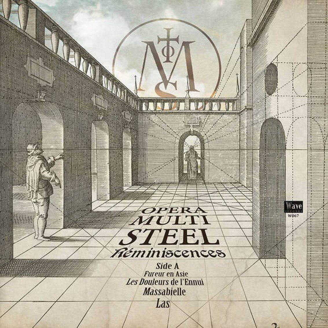 Opera Multi Steel plans picture vinyl in December,'Réminiscences', feat. revisited classics