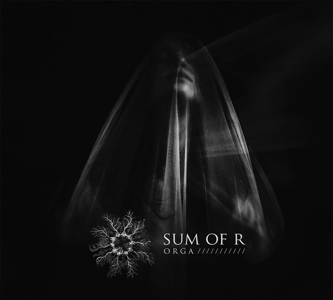 Sum Of R lands'Orga' on CD, 2LP and digital - available now via Cyclic Law