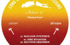 Admx-71 – Melted Fuel