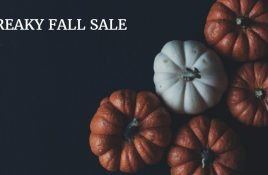 Very attractive selection during Freaky Fall Sale at Storming The Base - here's the link
