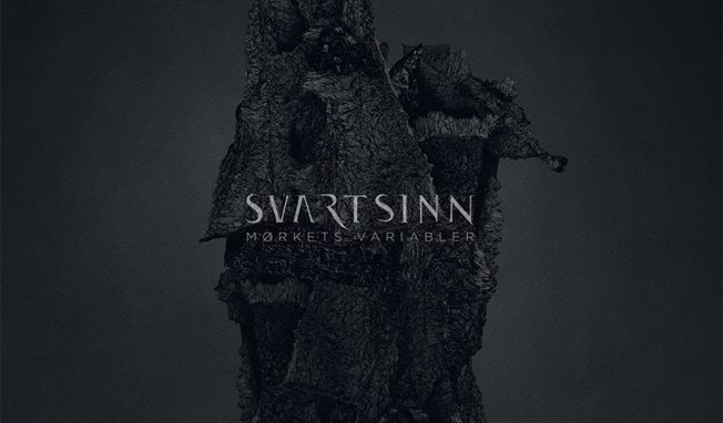 8 years after the last LP, dark ambient act Svartsinn returns with 'Mørkets Variabler' on Cyclic Law