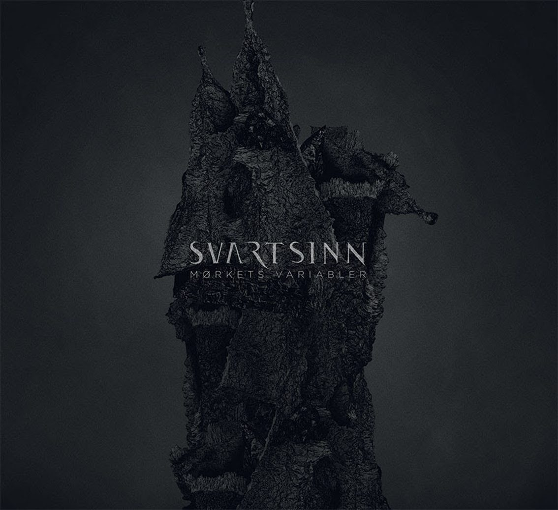 8 years after the last LP, dark ambient act Svartsinn returns with'Mørkets Variabler' on Cyclic Law