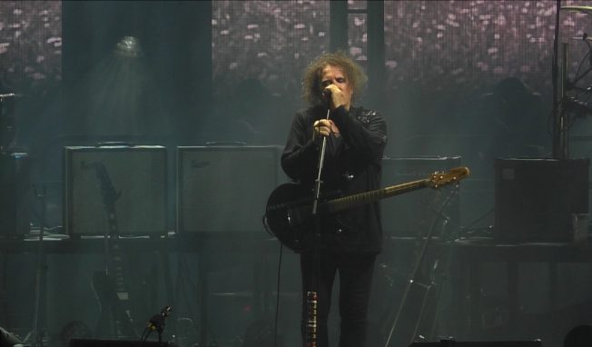 'The Cure in Lodz 2016' – a multicam live video film made with... smartphones! Here are the first promo videos!