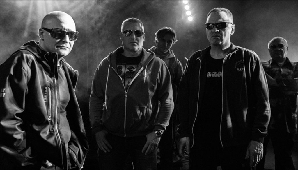 Front 242 and Underviewer announce a new series of shows
