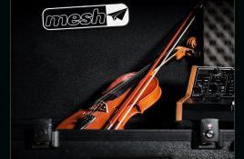 DVD/CD/vinyl Boxset for live Mesh release 'Live at Neues Gewandhaus Leipzig' - get it now