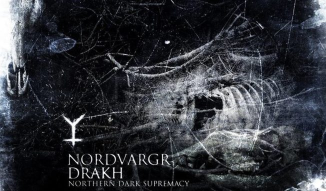 16 years after its first release the cult Nordvargr / Drakh album is ready for CD: 'Northern Dark Supremacy' - 400 copies only