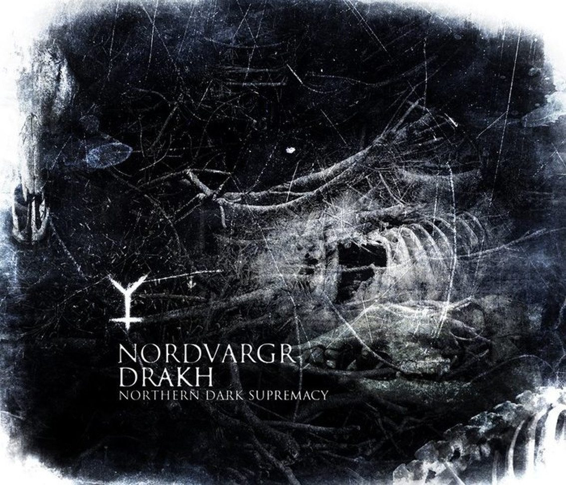 16 years after its first release the cult Nordvargr / Drakh album is ready for CD:'Northern Dark Supremacy' - 400 copies only