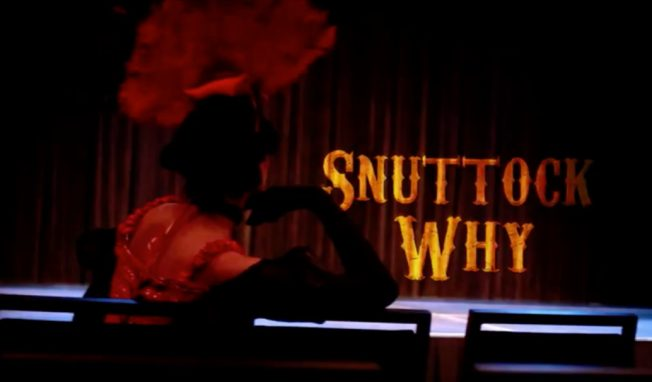 Snuttock gives 2005 gem 'Why' the video treatment - check it out!