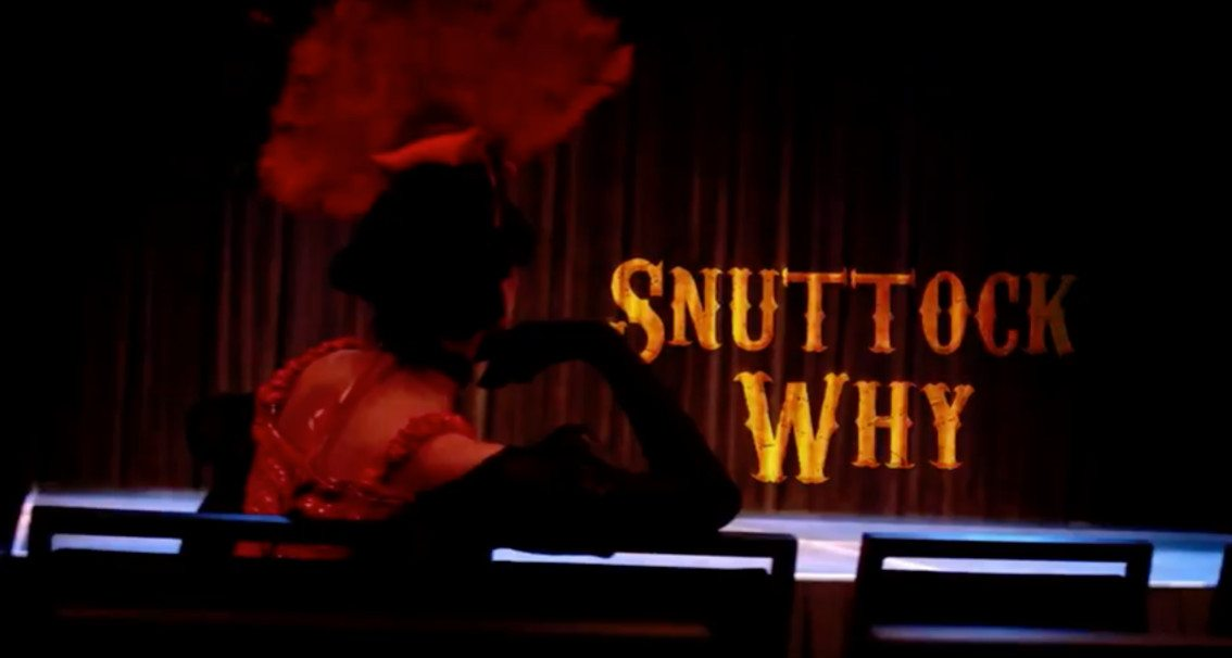 Snuttock gives 2005 gem'Why' the video treatment - check it out!