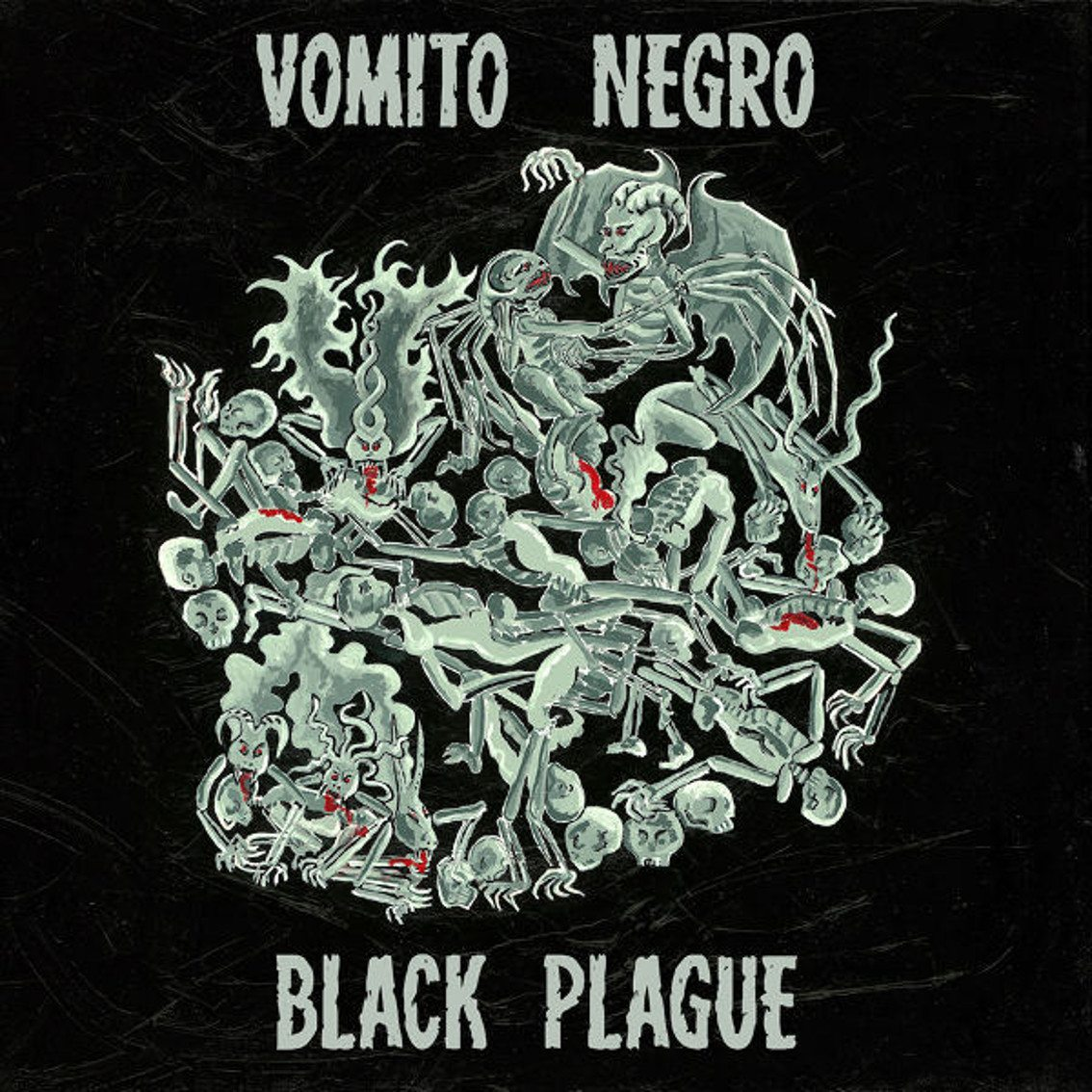 Vomito Negro to launch'Black Plague' album, a year later than originally planned