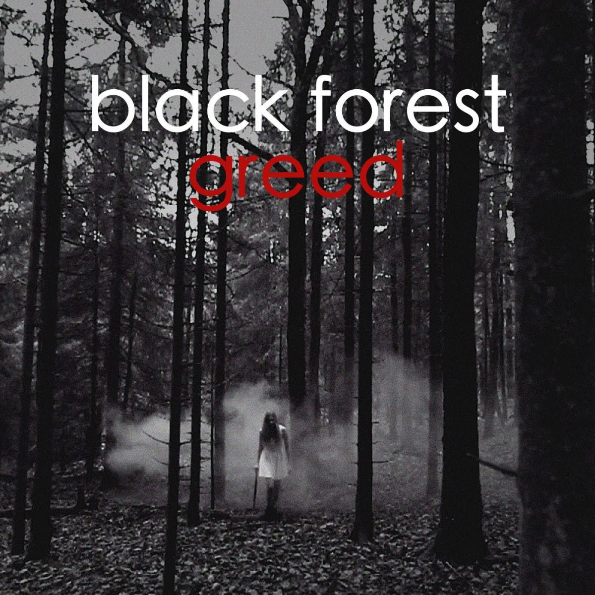 Exclusive video premiere newest single Black Forest - watch'Greed' here