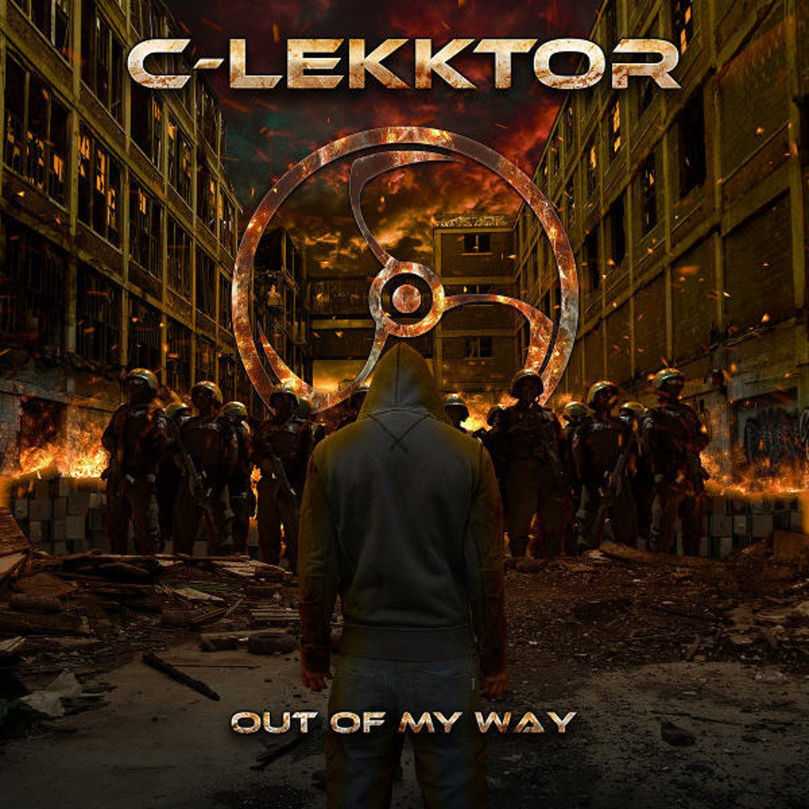 C-Lekktor returns with (double CD)'Out Of My Way' - check out the leading track