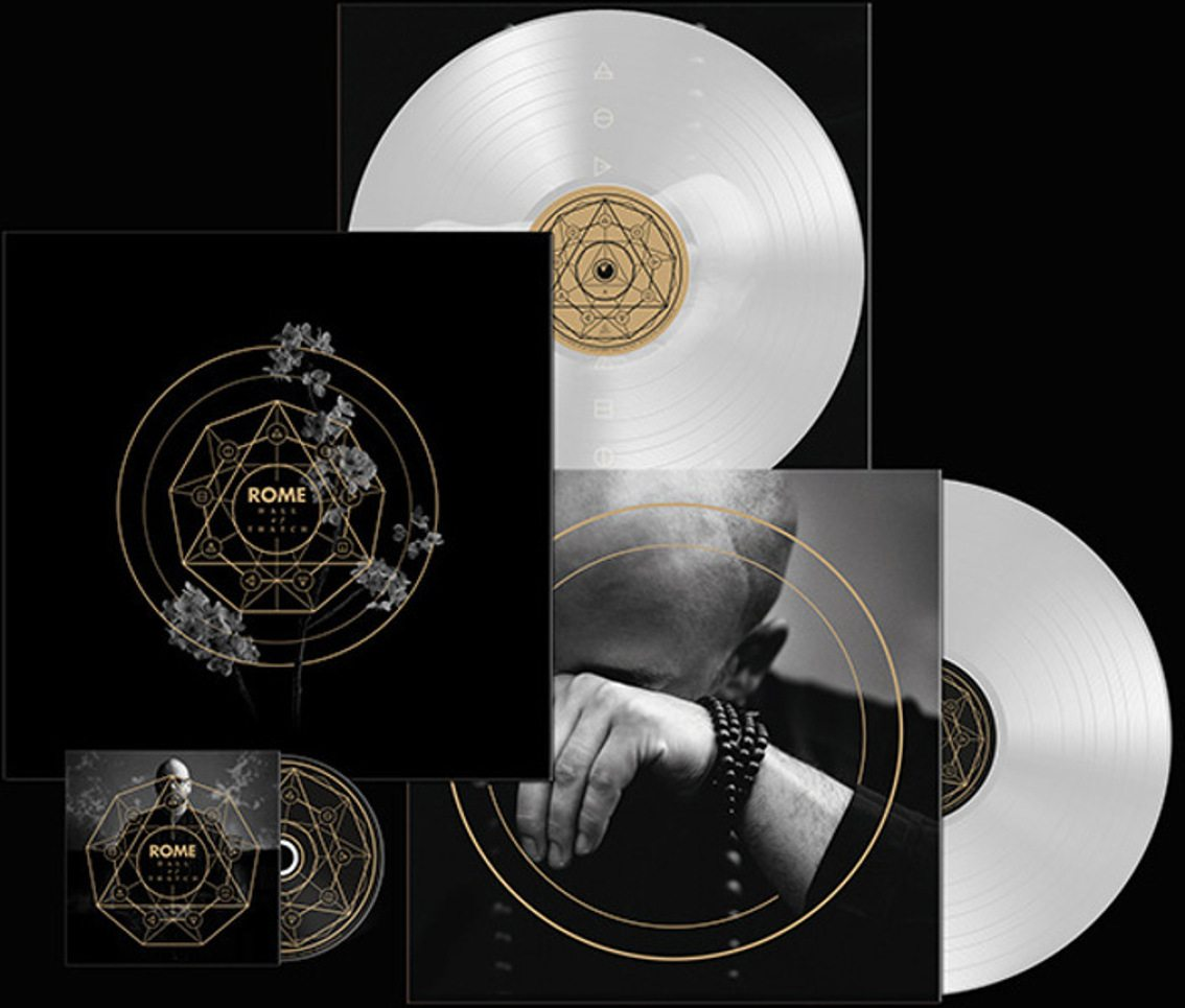 Rome sees upcoming album'Hall of Thatch' also released as a limited 2LP white vinyl+CD set