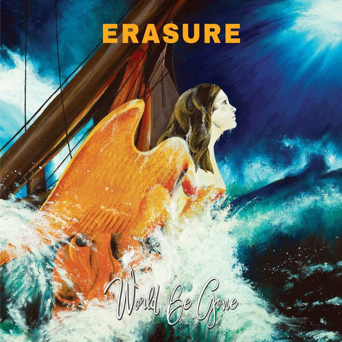 Metroland remixes Erasure for deluxe 2CD version'World Be Gone' - limited to just 500 copies