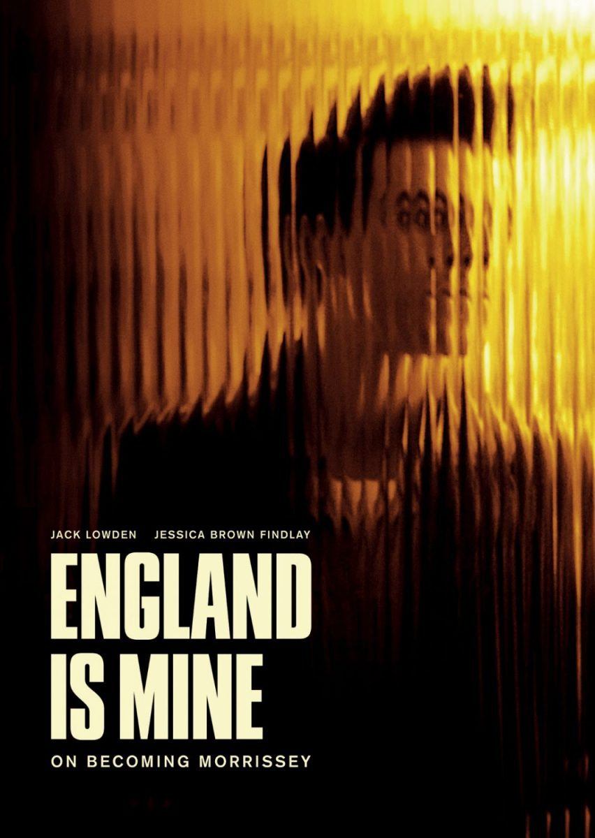 Check teaser Morrissey biopic'England Is Mine' - coming out on December 12th