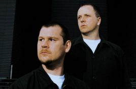 VNV Nation's classic album re-issued on clear and black vinyl - pre-order link available here