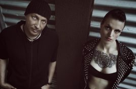 Listen to the first 2 tracks from upcoming 2018 album by Junksista