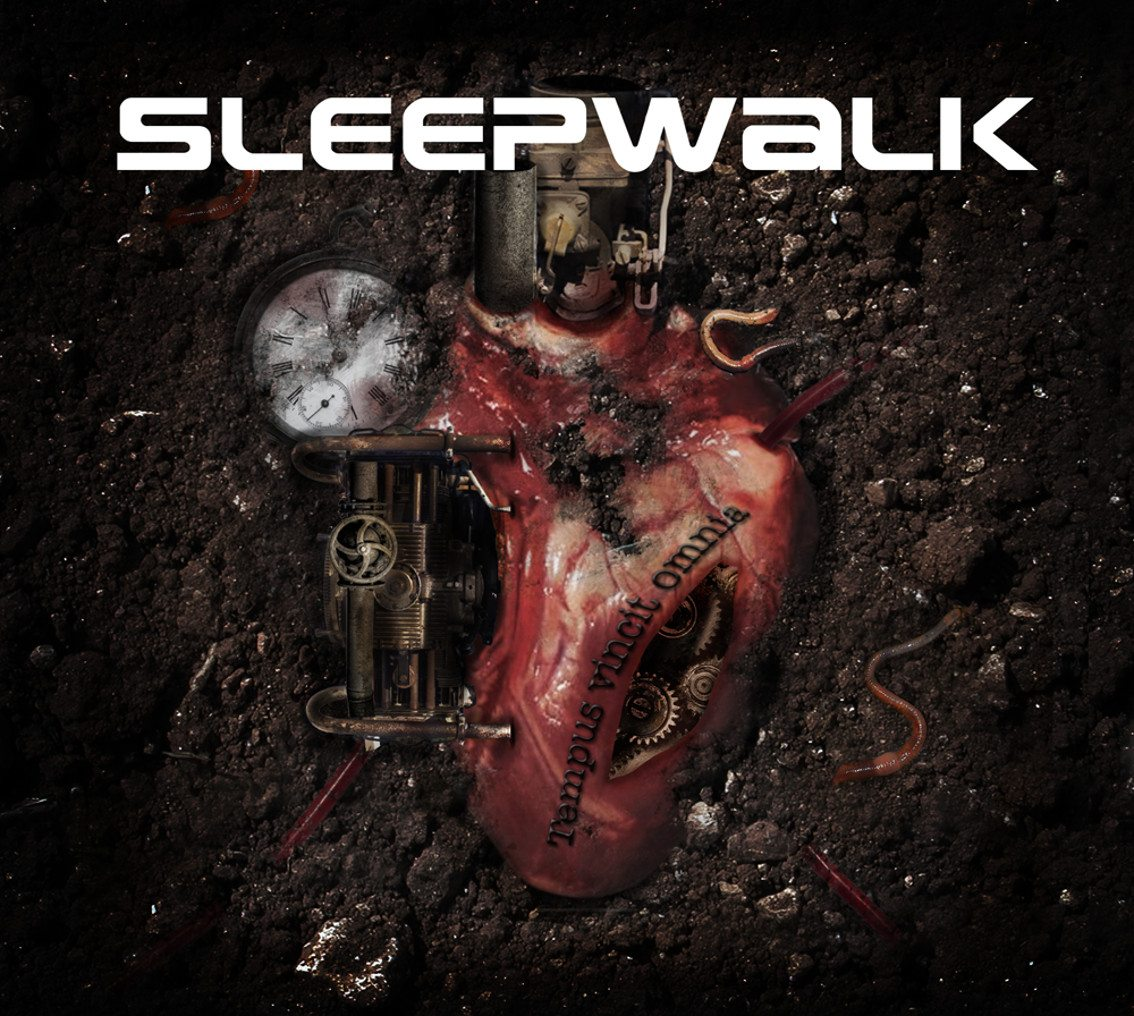 Sleepwalk returns after 5 years of silence with 2CD set'Tempus Vincit Omnia'