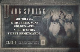 Berlin to host 9th Dark Spring Festival on 24th March 2018 at the Bi Nuu Club