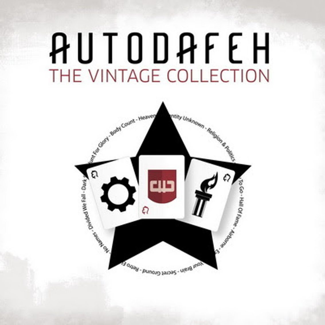Autodafeh releases limited edition vinyl for'The Vintage Collection'
