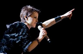The Cranberries​ lead singer Dolores O'Riordan dies aged 46