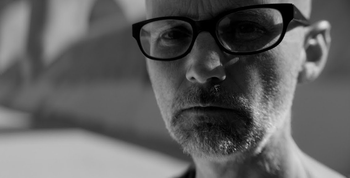 Moby releases new video for'Mere Anarchy' + caught up in fake CIA drama