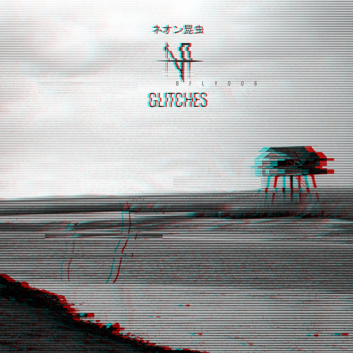 Neon Insect launches'Glitches' album later in February feat. Claus Larsen (Leaether Strip)
