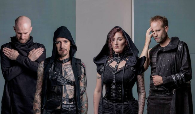Schwarzblut has a new album in the pipeline, expected for April