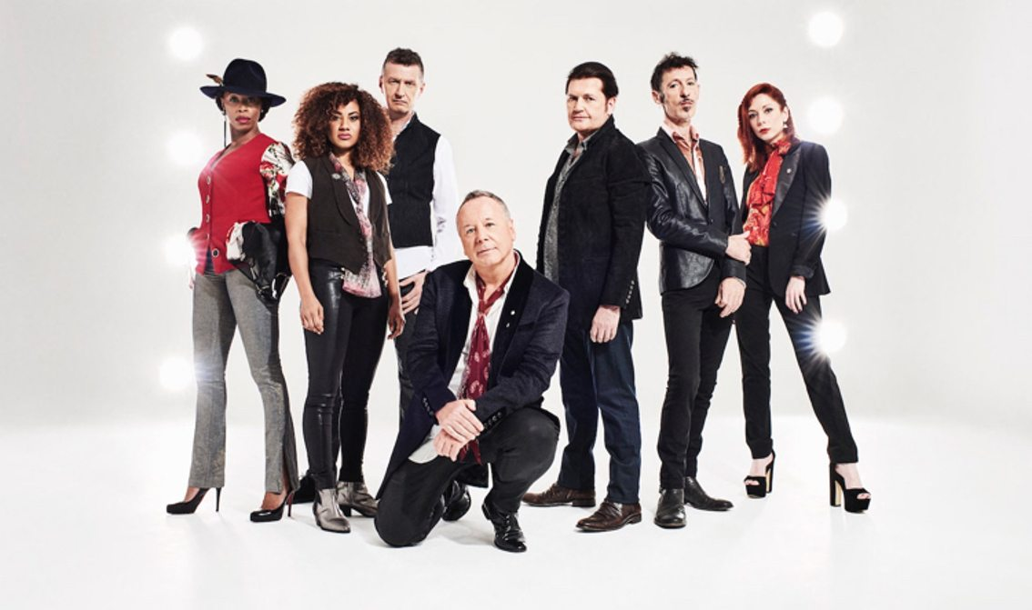 New Simple Minds video for'Magic' hits the web