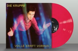Die Krupps 'Volle Kraft Voraus' gets vinyl treatment including... pink!