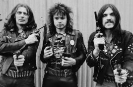 Motorhead guitarist and founder 'Fast' Eddie Clarke dead at 67 due to pneumonia