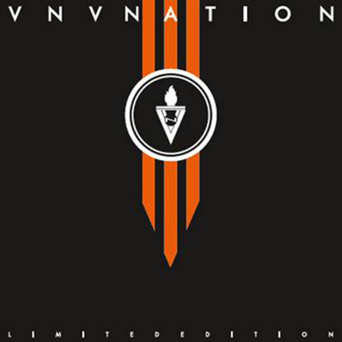 Rare VNV Nation transparent clear vinyl of'Empires' available - 200 copies only
