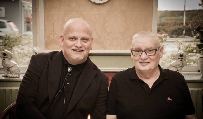 Let's help Claus Larsen (Leather Strip) & his husband Kurt to pay their huge medical bills !