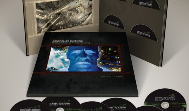 Massive Controlled Bleeding 10CD/book set expected - pre-orders available now