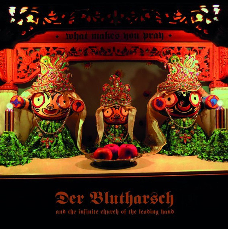 Der Blutharsch to release last album'What makes you pray' in 2 vinyl versions - listen to the first track